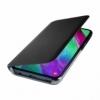 Samsung flipový kryt pro Galaxy A40 černý